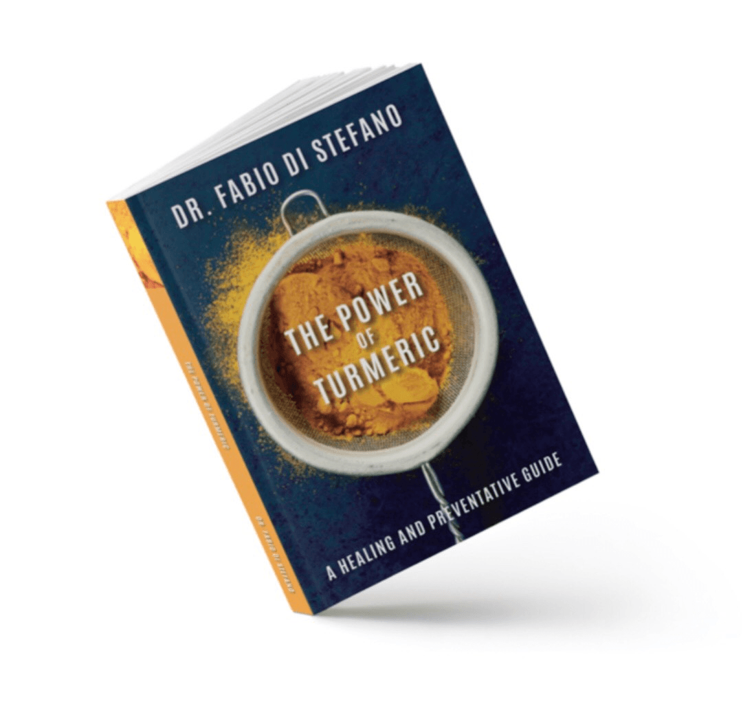 Dr. D's 'The Power of Turmeric: A Healing and Preventative Guide'