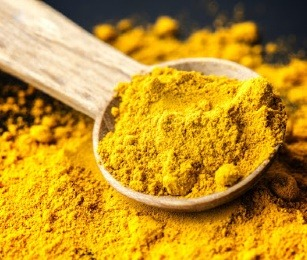 Loose Turmeric for Oral Absorption of Curcumin